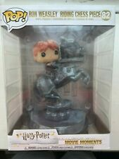 BOXED FUNKO POP VINYL SERIES #82 RON WEASLEY RIDING CHESS PIECE HARRY POTTER