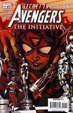 Avengers The Initiative (2007-2010) #17
