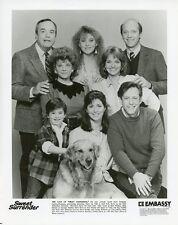 DANA DELANY CUTE MARJORIE LORD YODA THE DOG SWEET SURRENDER 1987 NBC TV PHOTO