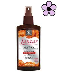 FARMONA JANTAR MIST WITH AMBER EXTRACT FOR DAMAGED HAIR 200 ML