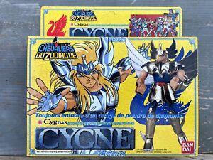 Figurine Cygne - les chevaliers du zodiaques - 1987