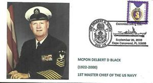 DELBERT D BLACK (DDG-119) September 26 2020 1st Day in Commission Dr.L's Cachet