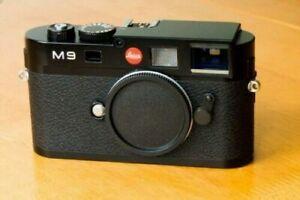 Leica M9P 18.0MP Digital Camera - Chrome