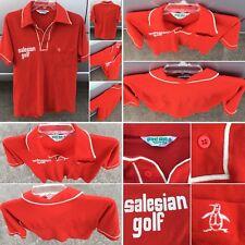 18846a7d3 Vintage Salesian Golf Polo Shirt Grand Slam Munsingwear Made In USA M