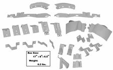 1969-70 MUSTANG FASTBACK BODY BRACKET KIT 1969-70