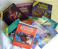 Dungeons And Dragons & AD&D. 1st & 2nd Ed. Rarities Multi Listing. Updated 14/11