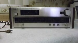Sony FM Stereo/FM=AM Tuner model ST-3950ST made in Japan
