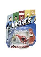 Vivid Thunderbird 3 Thunderbirds Are Go Tomy TB3 7cm Diecast Toy Collection