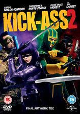 KICK ASS 2 - DVD - REGION 2 UK
