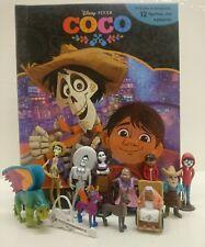 Disneys Coco il mio Busy BOOK & Mappa PLUS 12 Figure