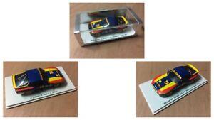 1/43 SPARK S1924 : PORSCHE 924 CARRERA GTR DAYTONA 1981 HOLBERT MEARS COLLECTOR