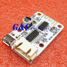 3W+3W Wireless Bluetooth 4.0 Audio Receiver Steady Digital Amplifier Board
