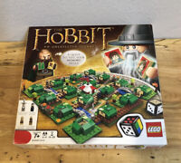LEGO 3920 The Hobbit An Unexpected Journey  Box 4 Microfigs Manuals
