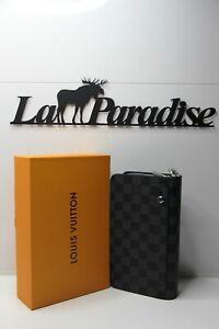 Louis Vuitton wallet canva - leather / men * NEW *