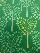 Michael Miller Naturewalk friendly forest100%cotton fabric,fat quarter,free p&p,