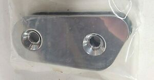 04-14 HARLEY DAVIDSON XL / SPORTSTER CLUTCH INSPECTION COVER CHROME # 482645