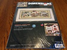 Dimensions Country Heartland Counted Cross Stitch Kit