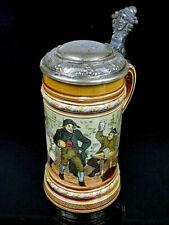 Keramik-Sammelkrüge im Jugendstil (1890-1919)