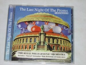 The Royal Philharmonic Orchestra ‎ The Last Night Of The Proms  CD Album