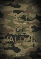 Act Of Valor Movie poster 24x36 24x36
