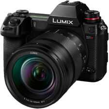 Panasonic DC-S1RM - Spiegellose Systemkamera 47,3MP mit 24-105mm f/4 Optik #2630