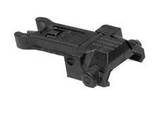 ARES tacca di mira ASR021 Flip-Up Front Sight Plastic black nera AIRSOFT SOFTAIR