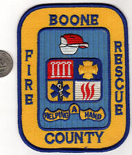 Emergency Management Patch Boone County Fire Rescue