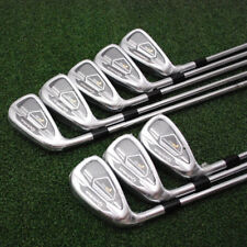 TaylorMade PSi Iron Set LEFT HAND 3-PW (8pcs) Dynamic Gold XP S300 Stiff - NEW