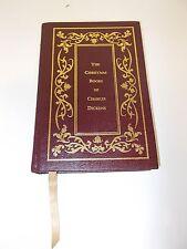 The Christmas Books of Charles Dickens : A Christmas Carol; The...  (NoDust)