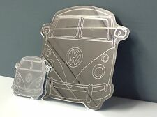 "vw split screen camper Mirror 12"" x12"""