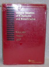 Income Taxation of Fiduciaries and Beneficiaries Vol. 1&2