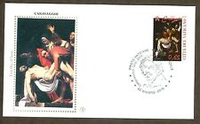 Vatican City Sc# 1438, Death of Caravaggio, First Day Cover