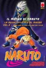 IL MONDO DI NARUTO 02 MANGA STORIE NUOVA SERIE 33