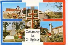 CP 52 Haute-Marne - Colombey-les-Deux-Eglises - Tombe de la famille de Gaulle