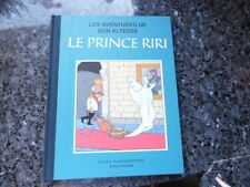 belle reedition le prince riri tome 1