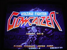 """"""" GOWCAIZER VOLTAGE FIGHTER """"  SNK MVS CARTRIDGE FOR NEO GEO ARCADE GAME"""