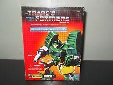 transformers g1 reissue hoist MISB mint in sealed box
