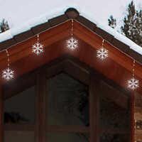 LED Snowflake Lights NEW