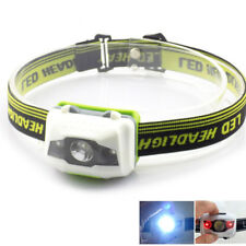 LED Headlamp flashlight white light AAA Battery Head Lamp Torch Lantern  Hunting