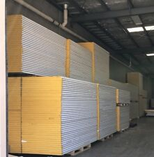 Insulated Z Lock Coolroom Panel 1150mm Wide $22 M2 (AU Standard)