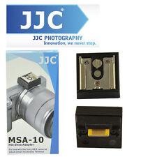 Pro Dslr Adaptador De Zapata Para Sony Nex 3 5 5n Nex3 Nex con sincronización PC hembra