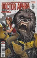 STAR WARS DOCTOR APHRA ANNUAL #1 COVER A 1ST PRINT