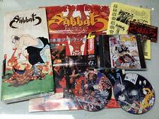 SABBAT - Nekromantik Sabbat 2 CD DIE HARD BOX SET abigail desaster
