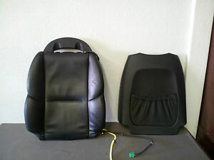 2002-2006 Lexus SC430 Driver Side Front Seat Back Assembly 71440-24400-C0