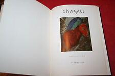 CHAGALL par RAYMOND COGNIAT éd FLAMMARION pour FRANCOIS BEAUVAL  ILLUSTRATIONS