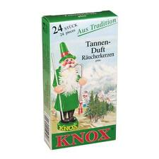 Knox 24 Pack Of Pine German Incense