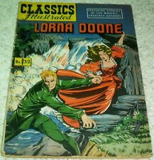 Classics Illustrated 32: Lorna Doone, Hrn64, (Vg 4.0) 1946, 40% off Guide!