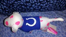 NWT NFL Victoria's Secret pink dogs Indianapolis Colts football