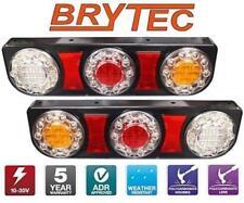 LED TAIL LIGHTS TOYOTA LANDCRUISER 60 70 75 80 100 SERIES TRAY BACK UTE EL120B