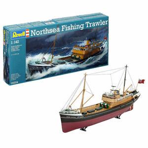 REVELL 05204 Northsea Fishing Trawler 1:142 Ship Model Kit